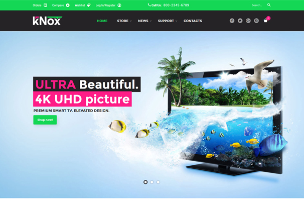 knox-woocommerce-theme