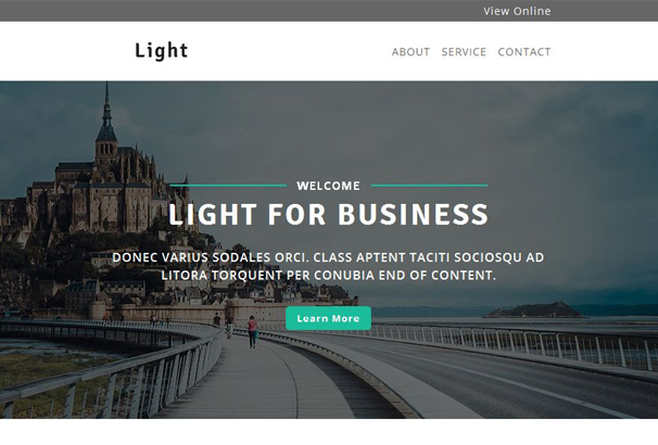 light-multipurpose-responsive-email-template-stampready-online-builder-access