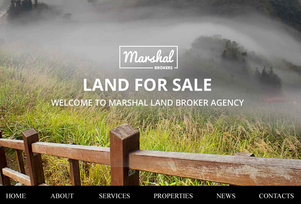 land-brokers-website-template