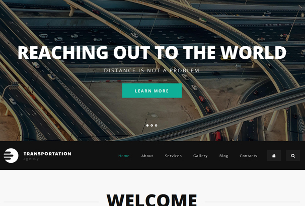logistics-agency-drupal-template
