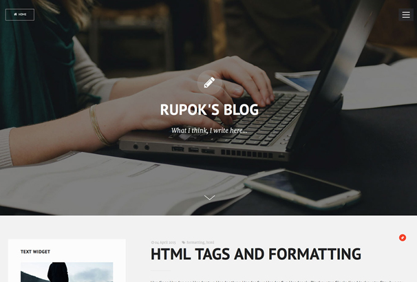 privado-minimal-blogging-theme-for-ghost