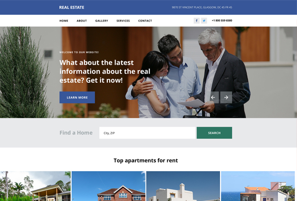 real-estate-agency-website-template