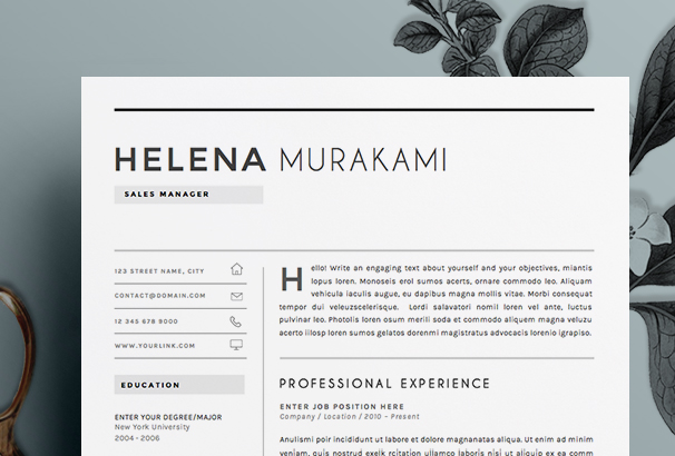 resume-template-3page-simplifier
