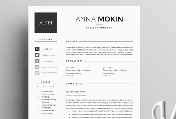 resume-template-4page-smoke