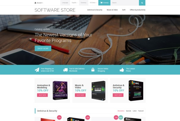 software-store