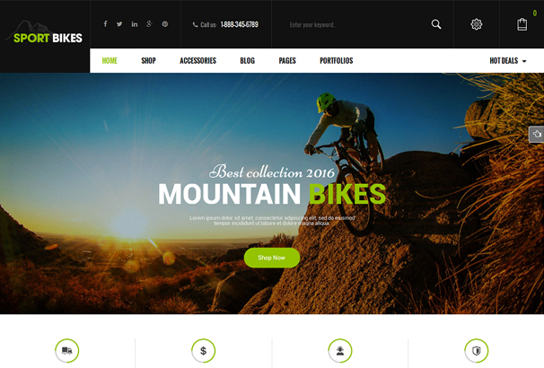 sportbikes-responsive-woocommerce-wordpress-theme