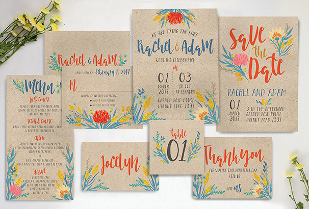 summer-floral-wedding-invitation