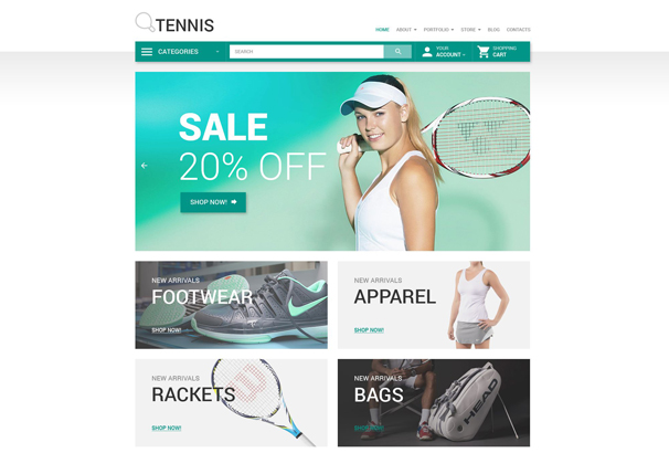 tennis-woocommerce-theme
