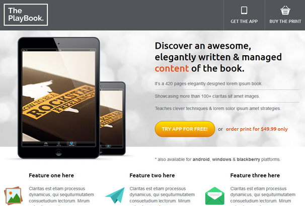the-playbook-muse-landing-page-template