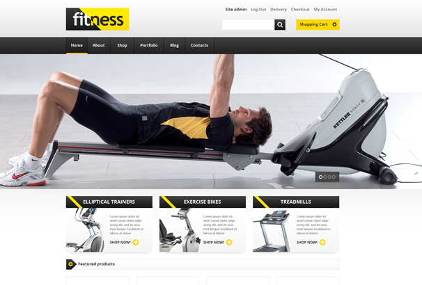 training-equipment-woocommerce-theme