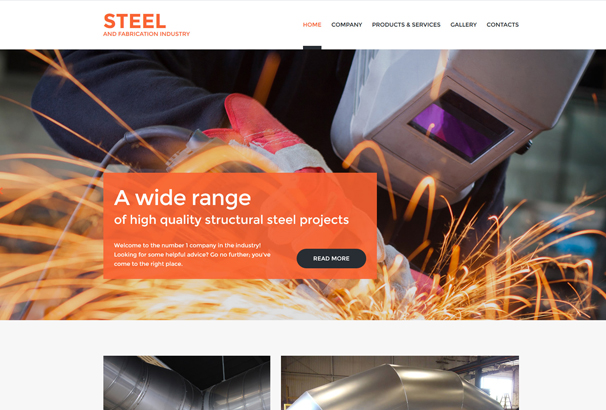welding-responsive-website-template