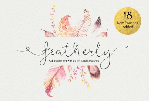 60 best script & handwritten fonts bundles to download 2017