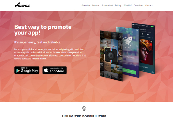 instapage-app-landing-page-template-aawaz