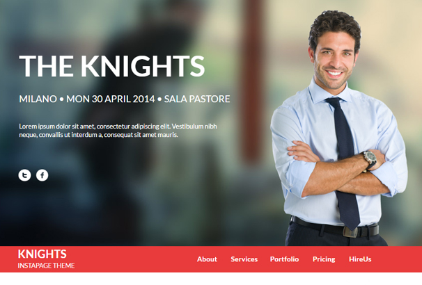 knights-multipurpose-instapage-template