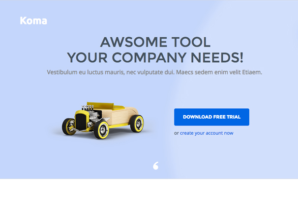koma-premium-marketing-unbounce-landing-page