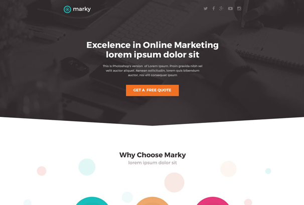 marky-marketing-unbounce-landing-page