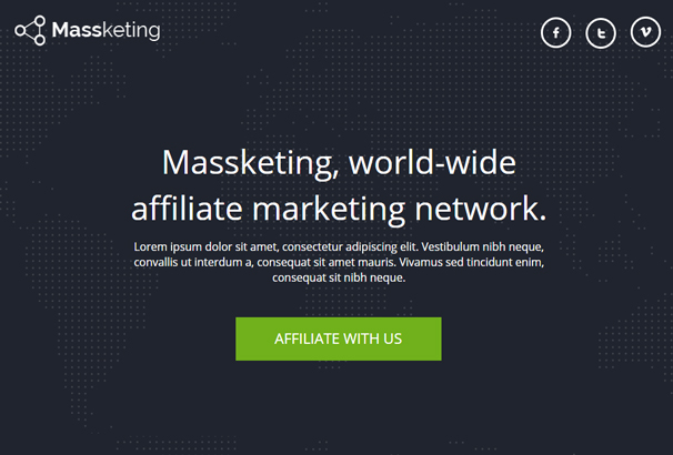 massketing-instapage-landing-page-template