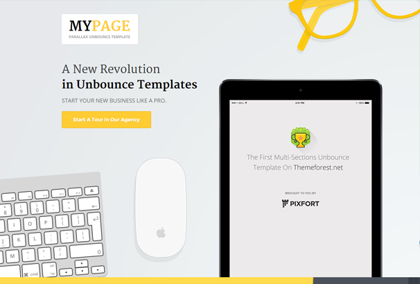 mypage-multi-sections-parallax-unbounce-template