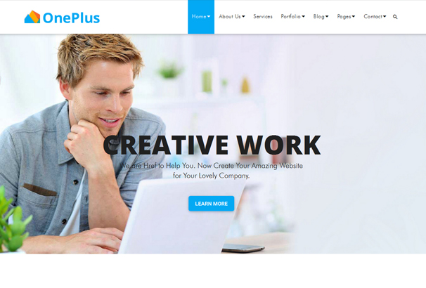 50 best html business website templates 2017 modern responsive html template it features a full package of flexible features and an understated modern design to help you create a stunning and flashek Image collections