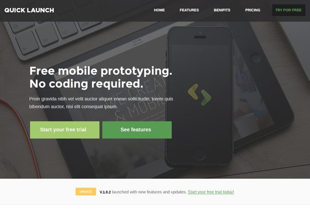 quickapp-unbounce-landing-page
