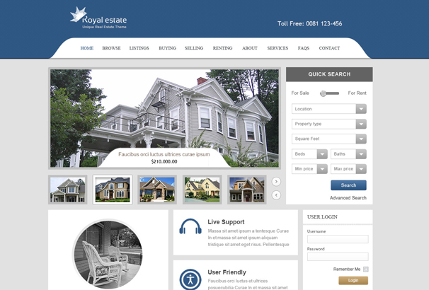 royal-estate-premium-real-estate-theme