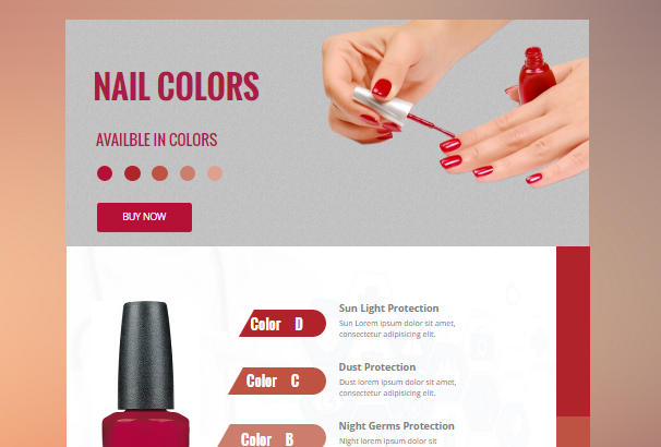 stylo-instapage-template