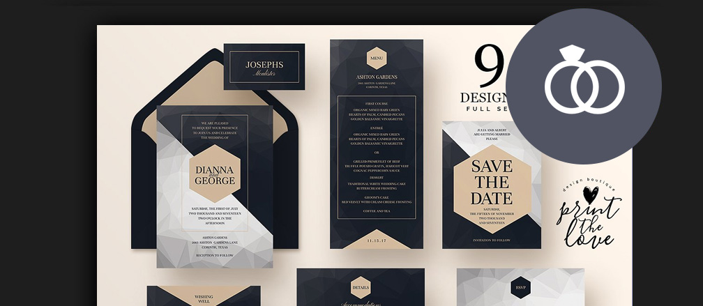 best paid blogger templates - 50 best invitation templates for weddings parties 2017
