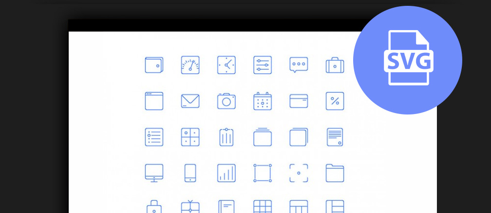 Free Icon Sets for Web Designers