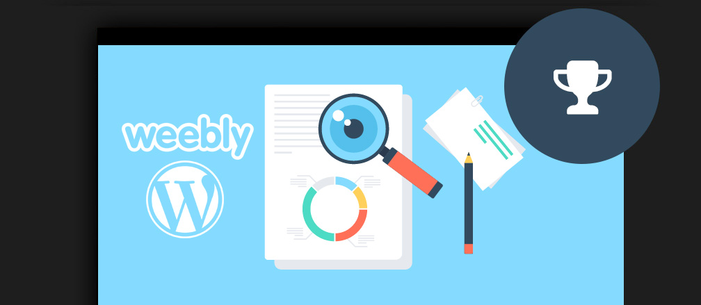 WordPress vs. Weebly