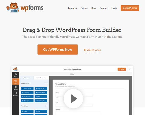 WP Forms Review